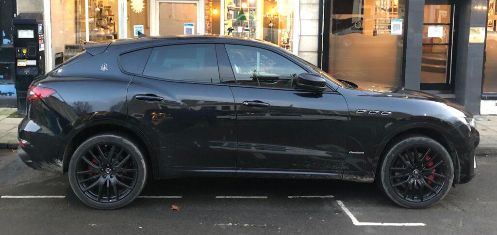 Window Tinting Maserati